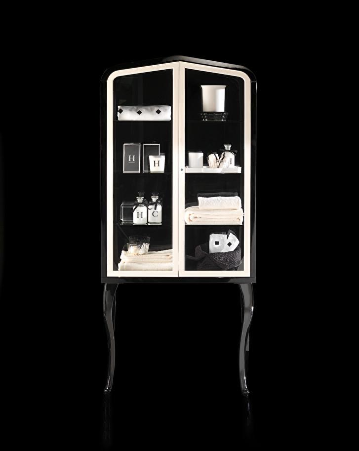 Шкаф со стеклянными дверцами Dancer 1 | Devon&Devon